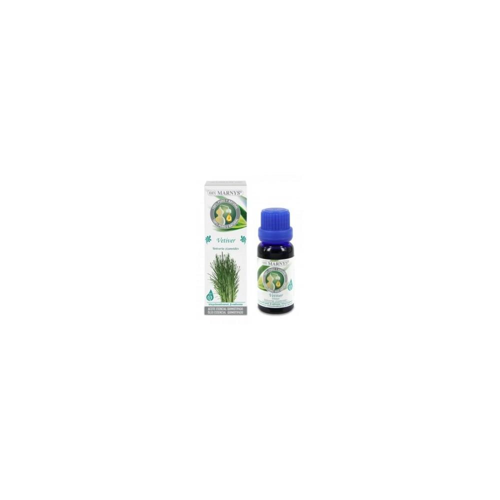 Aceite esencial de Vetiver Marnys 15 ml