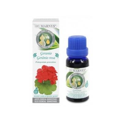 Aceite esencial de Geranio  Marnys  15 ml