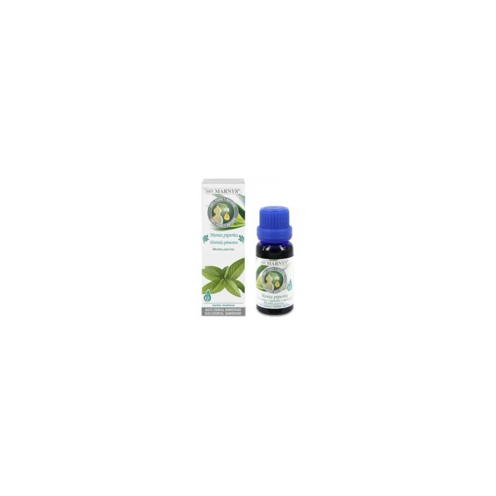 Aceite esencial de Menta Piperita Marnys 15 ml Marnys AA018 Inicio salud.bio