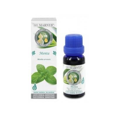 Aceite esencial de Menta Arvensis Marnys 15 ml Marnys AA017 Inicio salud.bio