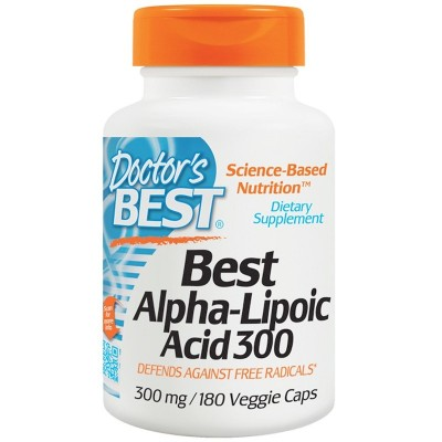 Acido Alfa Lipoico 300 de Doctor's Best
