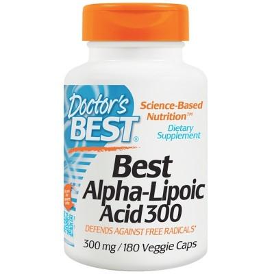 Acido Alfa Lipoico 300 de Doctor's Best