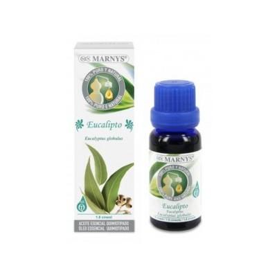 Aceite esencial de Eucalipto de Marnys 15 ml Marnys AA34 Inicio salud.bio
