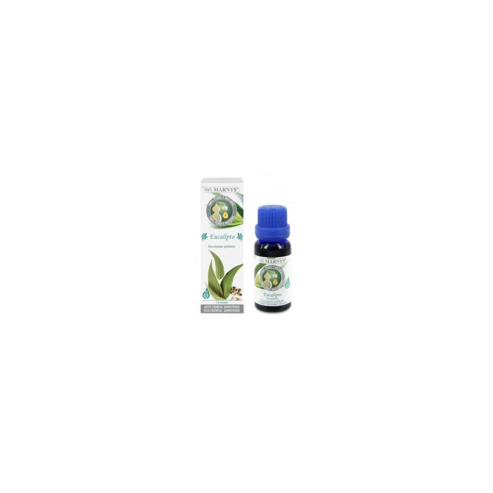 Aceite esencial de Eucalipto de Marnys 15 ml Marnys AA034 Inicio salud.bio