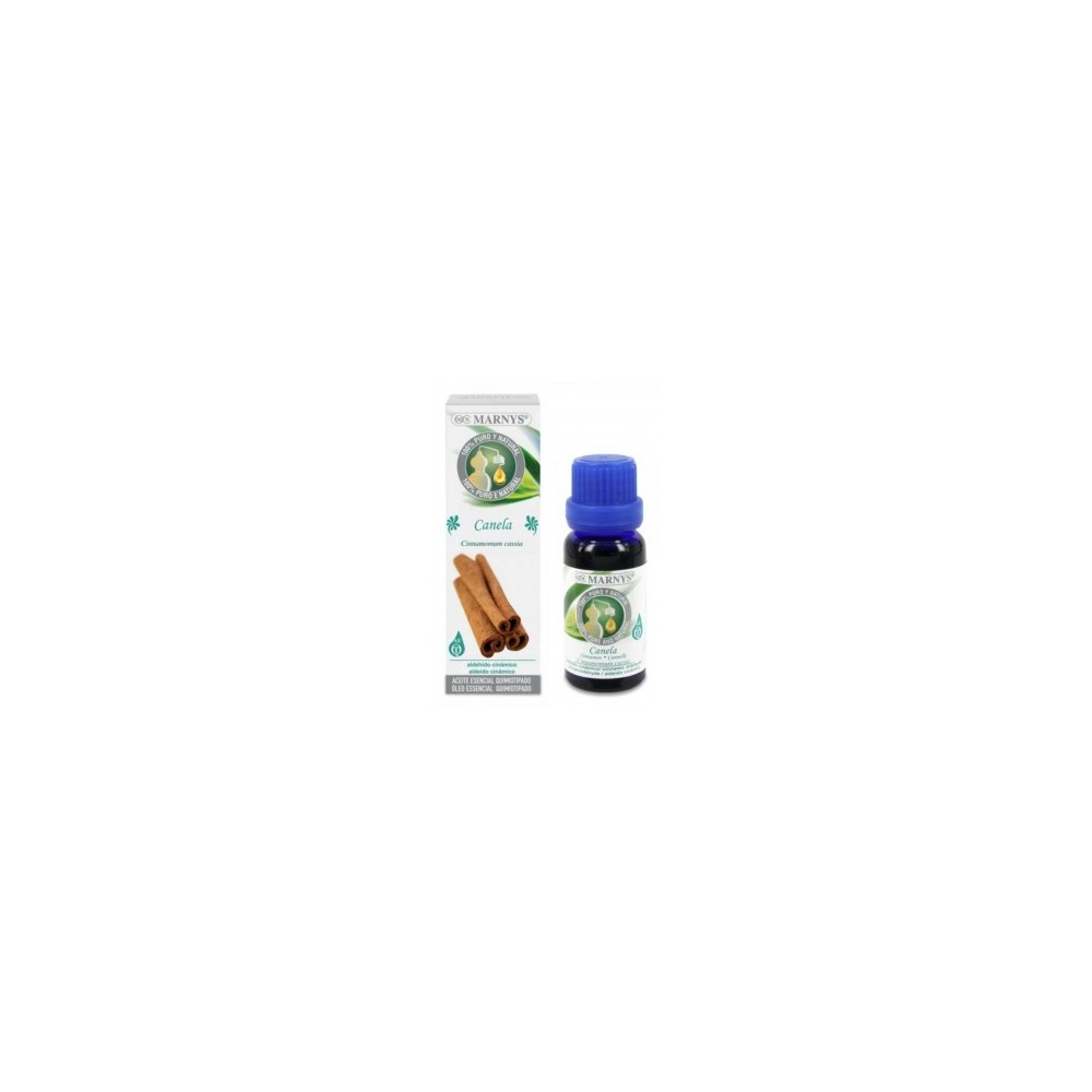 Aceite esencial de Canela Marnys 15 ml
