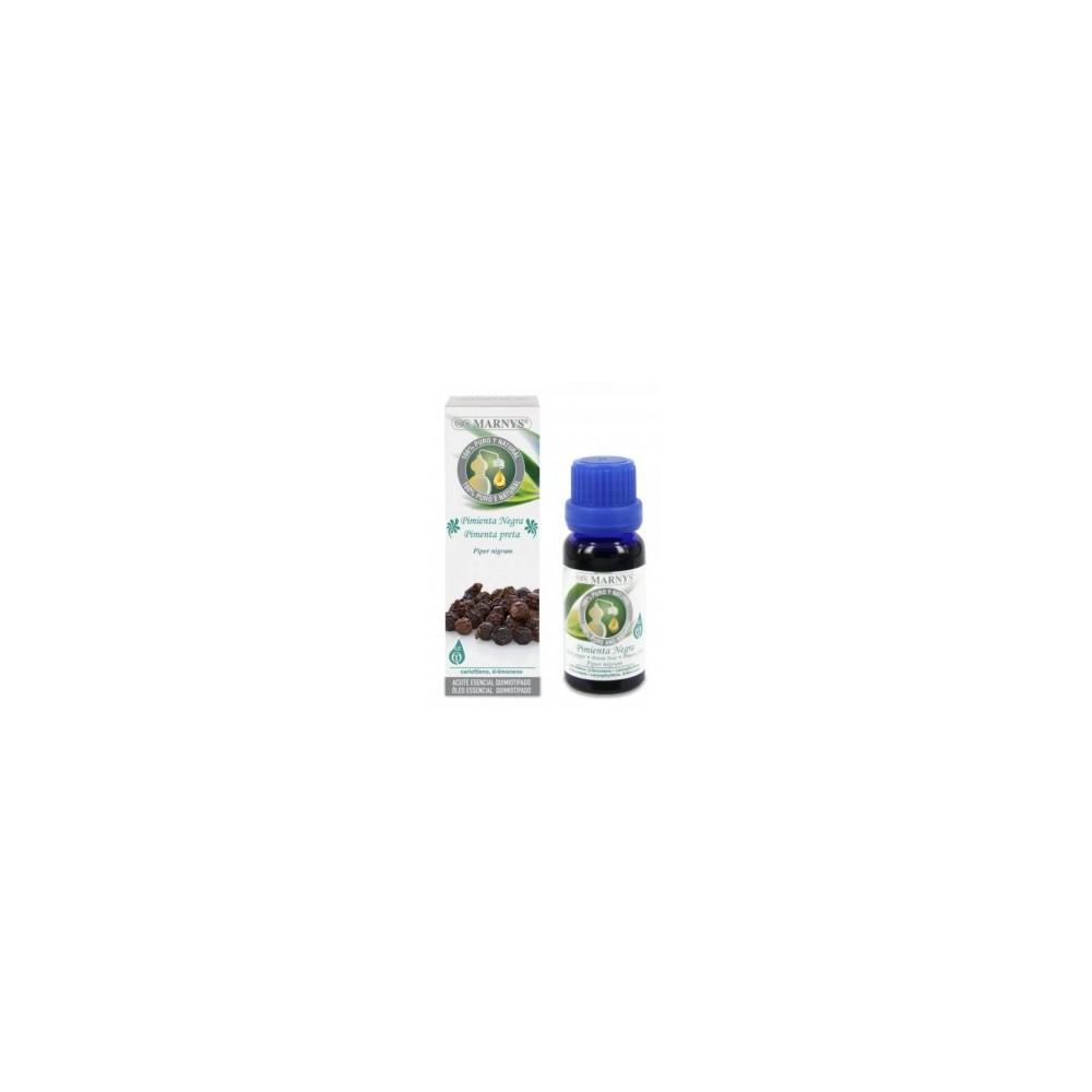 Aceite esencial de Pimienta Negra Marnys 15 ml Marnys AA039 Inicio salud.bio