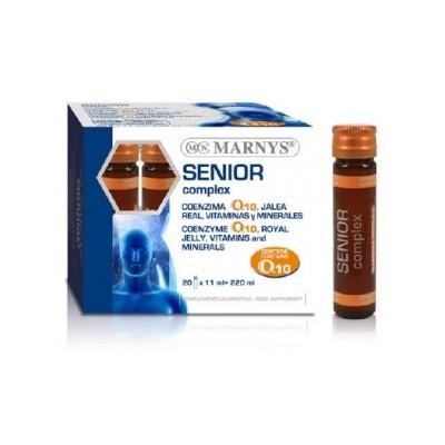 Senior Complex 20 viales de Manys Marnys MNV227 Inicio salud.bio