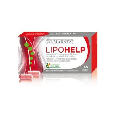 Lipohelp de Marnys 60 cápsulas Marnys MN105 Inicio salud.bio