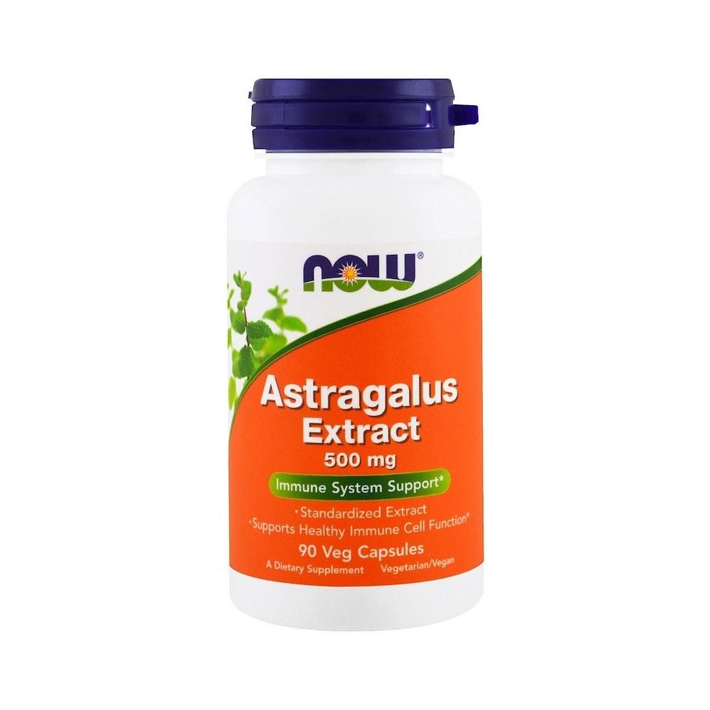 Extracto de astrágalo, 500 mg, 90 cápsulas de Now Foods