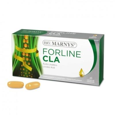 Forline Cla Cápsulas de Marnys Marnys MN124 Control de Peso salud.bio