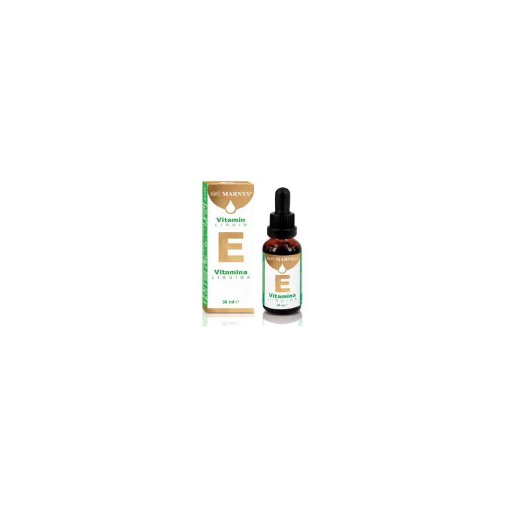 Vitamina E Líquida de Marnys Marnys MN437 Vitamina E salud.bio