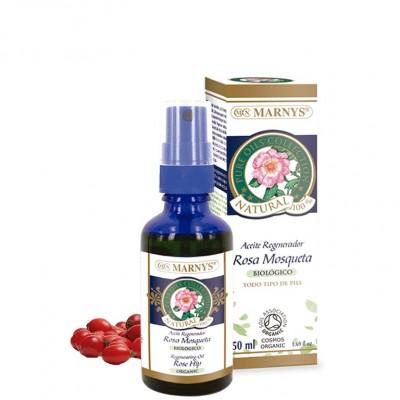 Aceite Virgen de Rosa Mosqueta Biológico MARNYS Marnys AP208 Cosmética Natural salud.bio