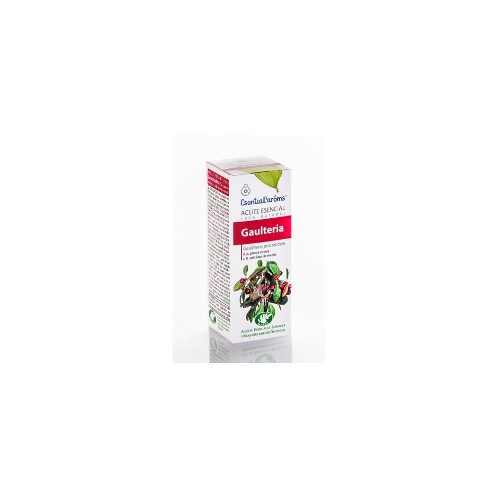 Aceite esencial Gaulteria, 10 ml, Gaultheria Procumns Esential aroms de Intersa INTERSA 8413568001167 Aceites esenciales uso ...