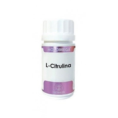 L-Citrulina 500mg  50 Capsulas de Holomega Equisalud