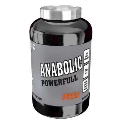 Anabolic Powerfull 2Kg. Megaplus 171023 Suplementos Deportivos (Complementos Alimenticios) salud.bio