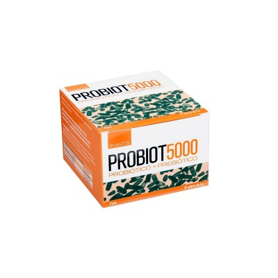 Probiot 5000 (LACTOBACILLUS) Probiótico + Prebiótico de Artesania Agricola Artesania Agricola, S.A. 020140 Complementos Alime...