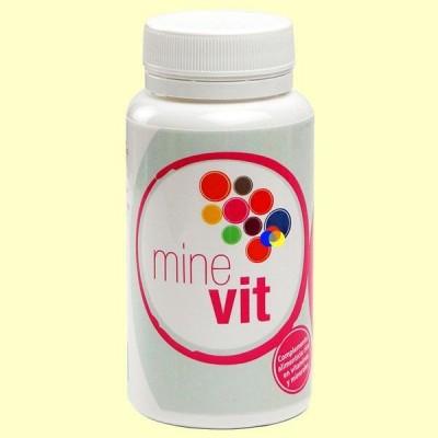 MINEVIT Aporte (complejo de vitaminas + minerales) de Plantis Artesania Agricola, S.A. 092014 Vitaminas y Minerales salud.bio