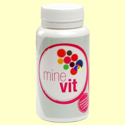 Minevit - Aporte Vitamínico Artesania Agricola, S.A. 092014 Vitaminas y Minerales salud.bio