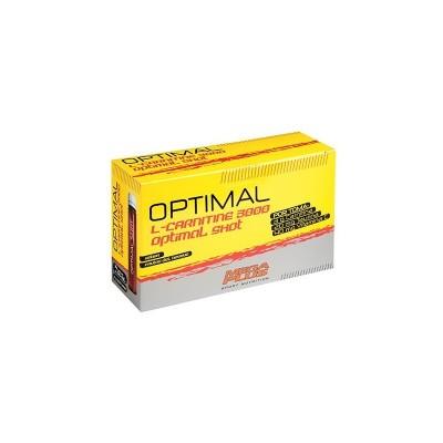 L-Carnitine Optimal Shot (L-Carnitina) de MegaPlus Megaplus 128007 Quemagrasas y similares salud.bio