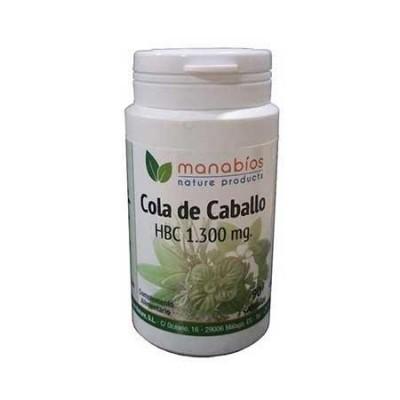 Cola de Caballo HBC 1.300 mg de MANABIOS Manabios 111513 Drenantes y Diureticos salud.bio