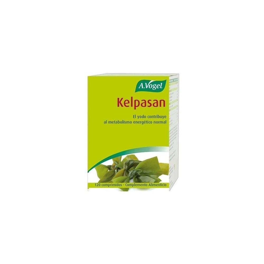 Kelpasan 120 Comprimidos A.Vogel A.VOGEL BIOFORCE 0040007078 Complementos alimenticios salud.bio