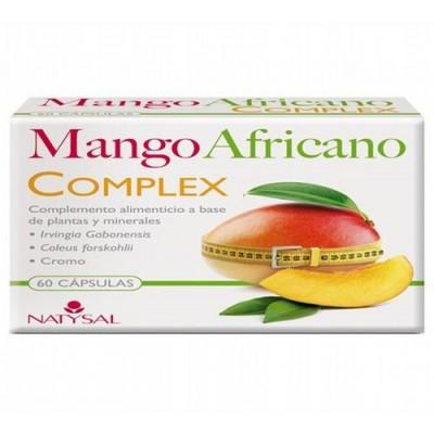 Mango Africano Complex 60 Cápsulas  13358 Inicio salud.bio