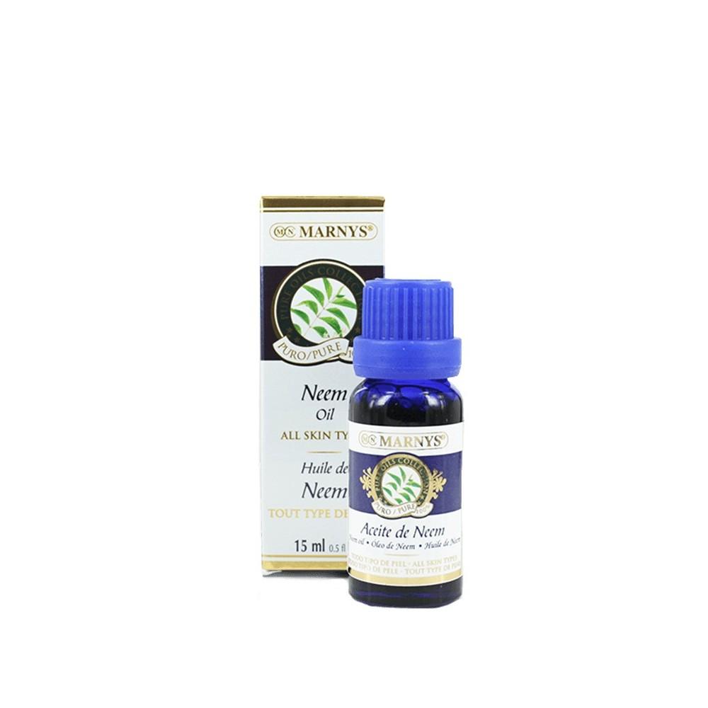 Aceite de Neem de MARNYS Marnys AP120 Piel, Cabello y Uñas, Complementos y Vitaminas salud.bio