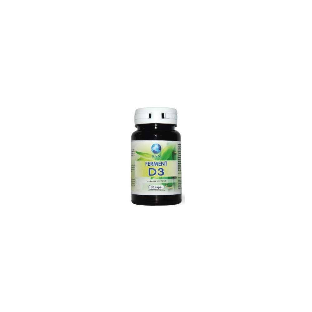 Ferment D3 de San San Probiotic Human Specific 9999000000028 Ayudas aparato Digestivo salud.bio