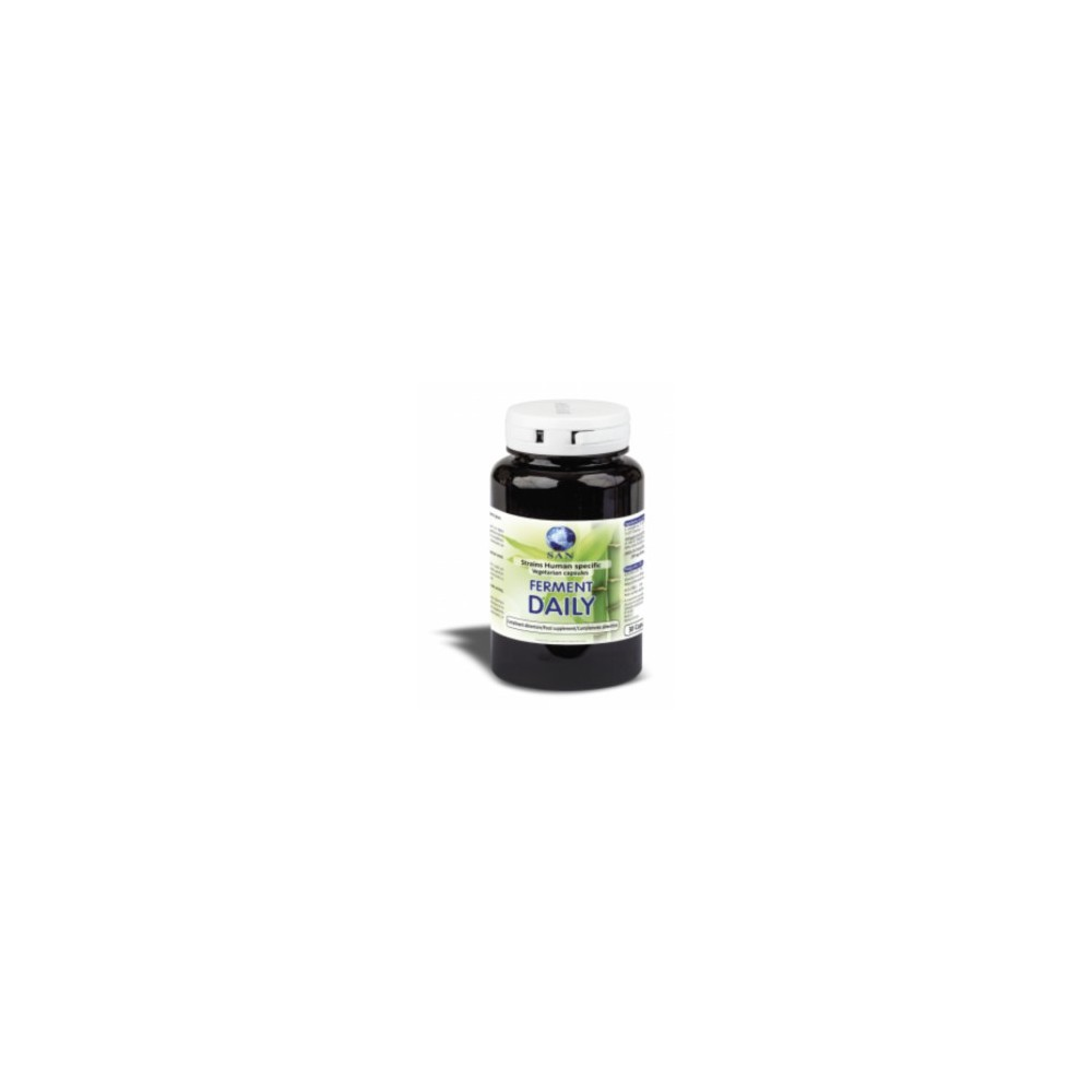 Ferment Daily  SAN San Probiotic Human Specific 9999000000018 Ayudas aparato Digestivo salud.bio