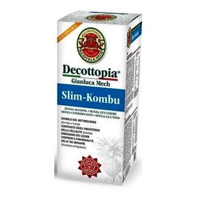 Slim Kombu de La Decottopia GIANLUCA MECH BAB130 Control de Peso salud.bio