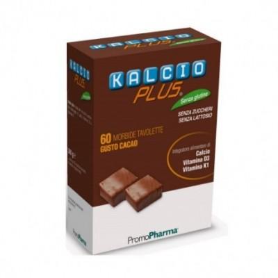 KALCIO PLUS 60 TAB MASTICABLES DE PROMOPHARMA PromoPharma PHBO004 Vitaminas y Minerales salud.bio
