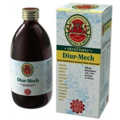 Diur Mech 500ml de Decottopia GIANLUCA MECH BA B052 Drenantes y Diureticos salud.bio