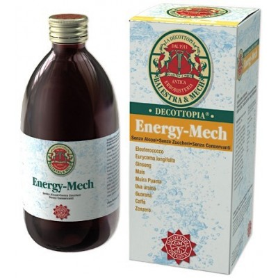 Energy-Mech de La Decottopia  500 ml