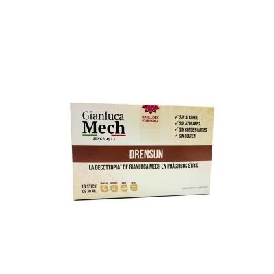 Drensun Decottopia 16 stick de laboratorios Gianluca Mech Herbofarm BA B066 Control de Peso salud.bio