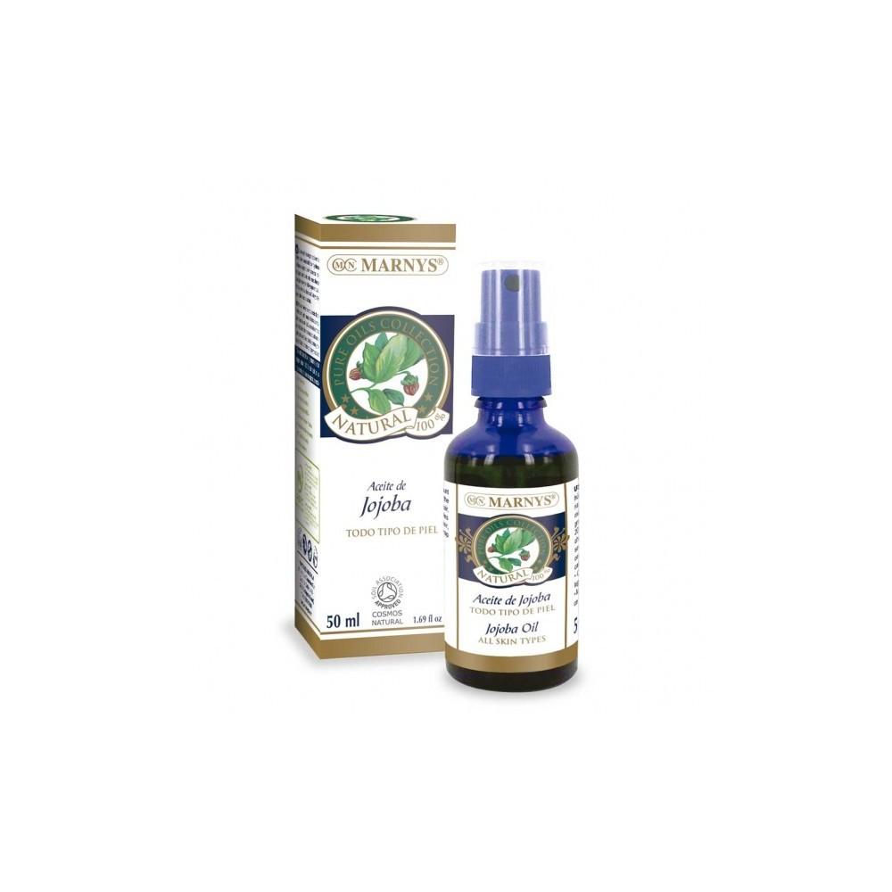 Aceite de Jojoba MARNYS Marnys  Piel, Cabello y Uñas, Complementos y Vitaminas salud.bio