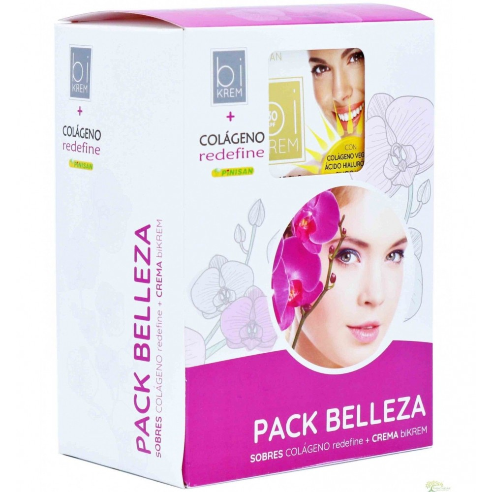 PACK BELLEZA REDEFINE+ARGAN 30FPS