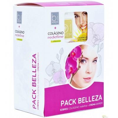 PACK BELLEZA REDEFINE + ROSA MOSQUETA 30FPS