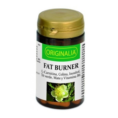 Fat Burner ORIGINALIA INTEGRALIA 367 Control de Peso salud.bio