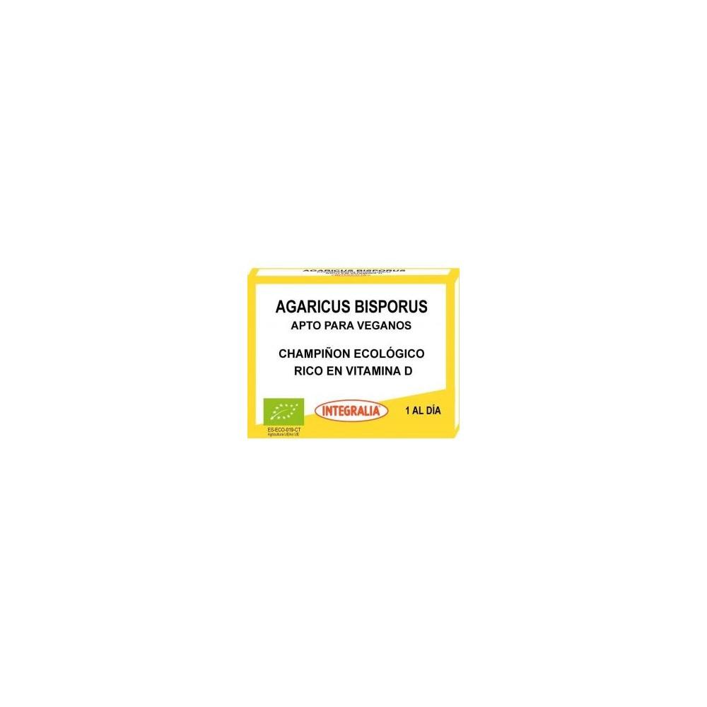Agaricus Bisporus ECO Vitamina D de Integralia
