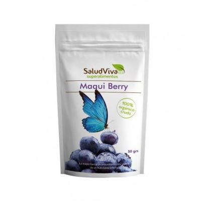 Maqui Berry de SaludViva SaludViva  Antioxidantes salud.bio