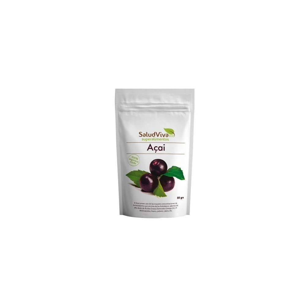 Açai en Polvo ECO de SaludViva SaludViva 4465055052 Super Alimentos salud.bio