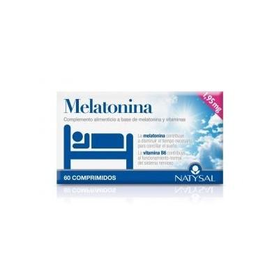 Melatonina 60 Comprimidos Masticables