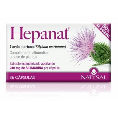 Hepanat 36 capsulas Natysal