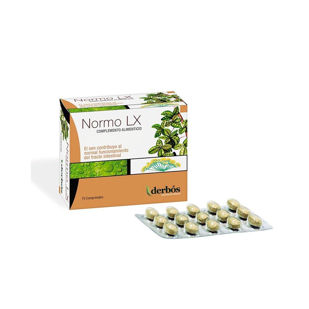 Normo LX 75 comprimidos de derbós