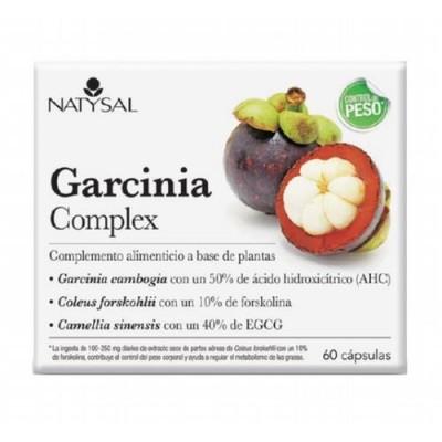 Garcinia Complex de Natysal  13422 Quemagrasas y similares salud.bio