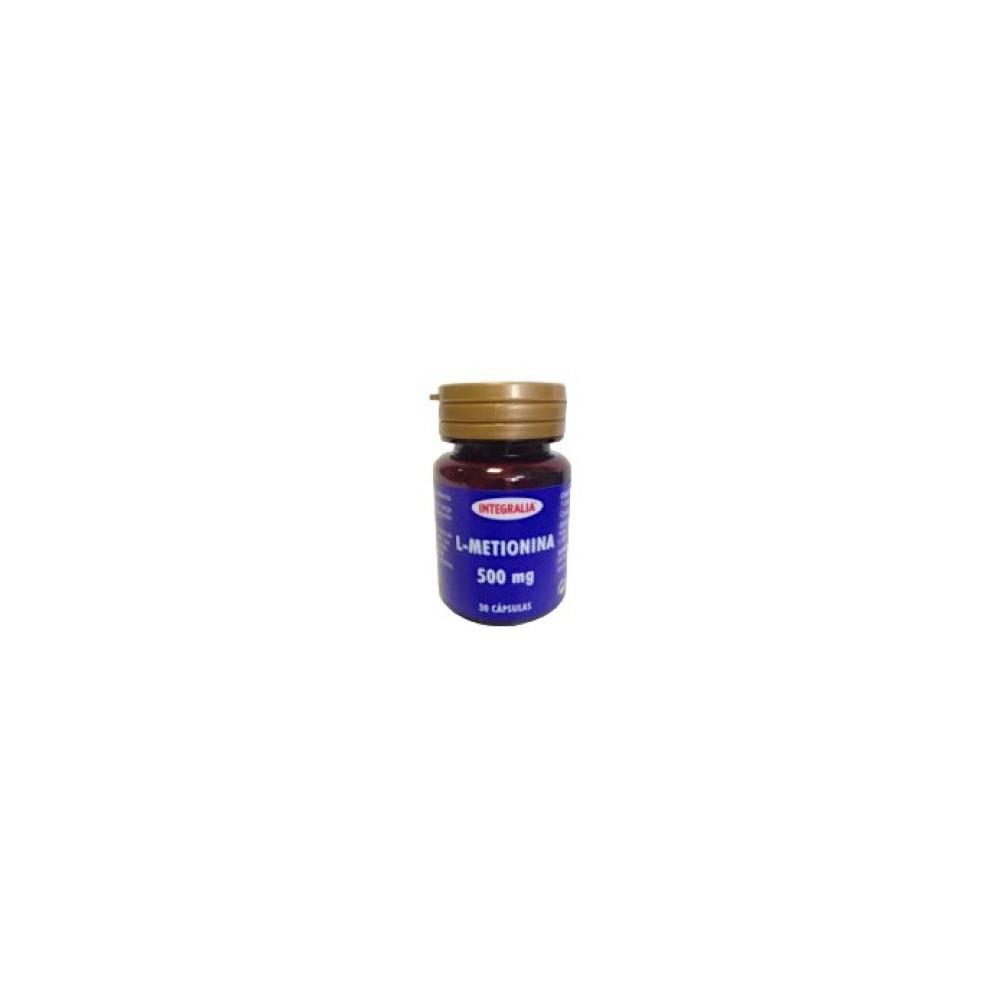 L-Metionina 30 cápslas de Integralia INTEGRALIA 360 Aminoácidos salud.bio