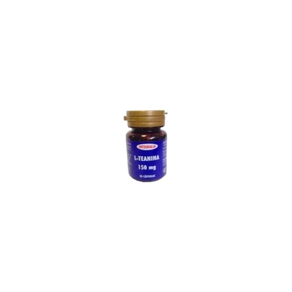 L-Teatina 30 cápsulas de Integralia INTEGRALIA 358 Aminoácidos salud.bio