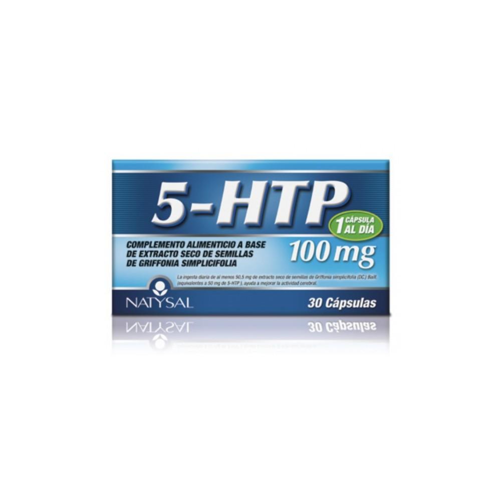 5-HTP 100 mg  30 capsulas