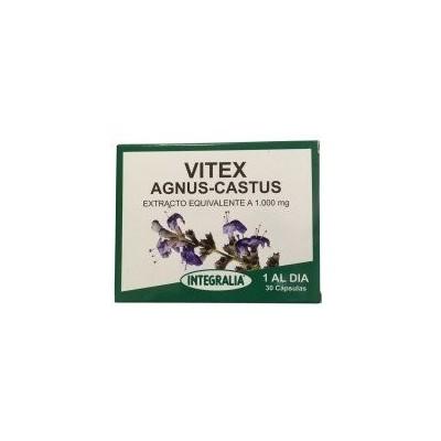 VITEX AGNUS CASTUS de Integralia INTEGRALIA 505 Especial Mujer salud.bio