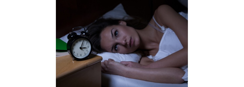 insomnio y problemas para descansar